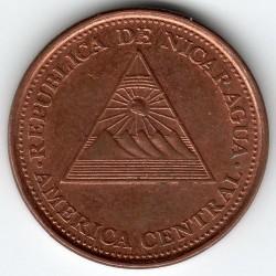 Νόμισμα > 5Σεντάβος, 2002 - Νικαράγουα  - reverse