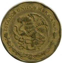 Νόμισμα > 50Σεντάβος, 1992-2009 - Μεξικό  - reverse