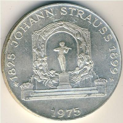 100 Schilling 1975 Johann Strauss Sohn österreich Münzen Wert
