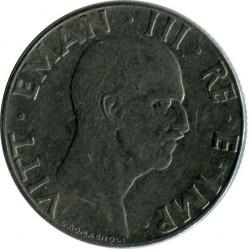 Moneta > 50centesimi, 1939-1943 - Włochy  - reverse