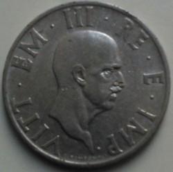 Moneta > 2liry, 1936 - Włochy  - obverse