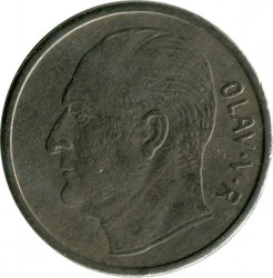 Coin > 1 krone, 1958-1973 - Norway  - reverse
