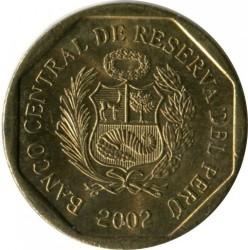 Кованица > 5центи, 2001-2007 - Перу  - reverse