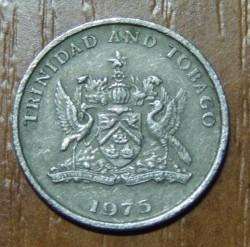 Monedă > 10cenți, 1974-1976 - Trinidad și Tobago  - reverse