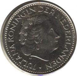 Moneta > 1gulden, 1980 - Holandia  - obverse