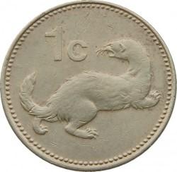 מטבע > 1סנט, 1986 - מלטה  - reverse
