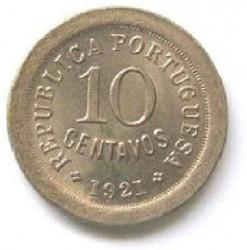 Moneda > 10centavos, 1920-1921 - Portugal  - reverse