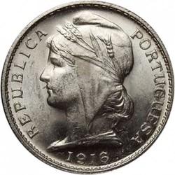 Mynt > 20centavos, 1913-1916 - Portugal  - obverse