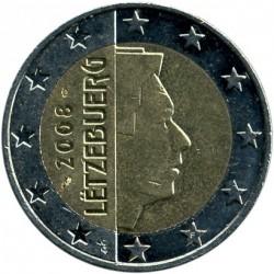 Монета > 2евро, 2007-2018 - Люксембург  - obverse