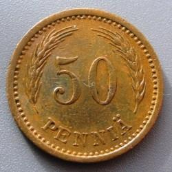 Münze > 50Penny, 1940 - Finnland  - reverse
