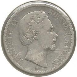Moneta > 2marki, 1876-1883 - Cesarstwo Niemieckie  - obverse