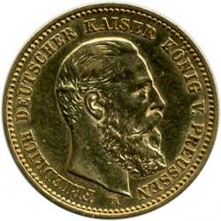 Νόμισμα > 10Μάρκα, 1888 - Γερμανική Αυτοκρατορία  (Friedrich III) - obverse
