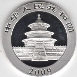 Moneta > 10yuan, 2009 - Cina  (Panda) - obverse