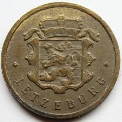 מטבע > 25סנטים, 1946-1947 - לוקסמבורג  - obverse
