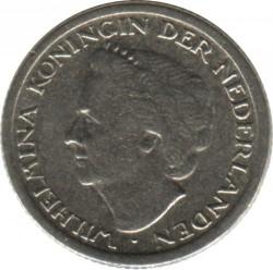 Munt > 10cents, 1948 - Nederland  - obverse
