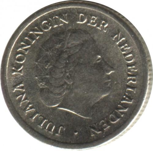 10 Cent 1957 Niederlande Münzen Wert Ucoinnet