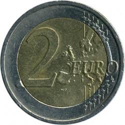 Νόμισμα > 2Ευρώ, 2007 - Ιρλανδία  (50ή επέτειος - Υπογραφή της Συνθήκης της Ρώμης) - reverse