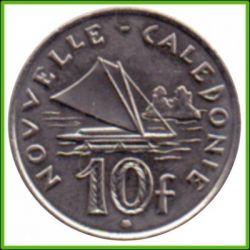 Монета > 10франков, 2006-2017 - Новая Каледония  - obverse