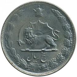 מטבע > 5ריאל, 1977-1978 - איראן  - reverse