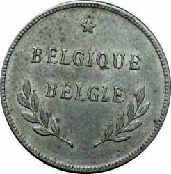 Minca > 2francs, 1944 - Belgicko  - obverse