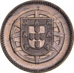 Coin > 2centavos, 1918-1921 - Portugal  - obverse