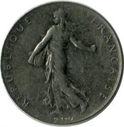 Coin > 1franc, 1978 - France  - obverse