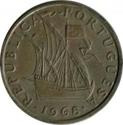 Moneda > 5escudos, 1968 - Portugal  - reverse