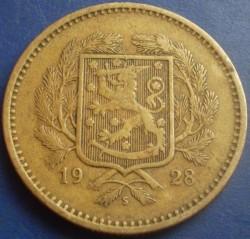Münze > 10Mark, 1928 - Finnland  - obverse