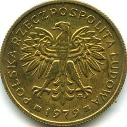 Кованица > 2злота, 1975-1985 - Пољска  - obverse