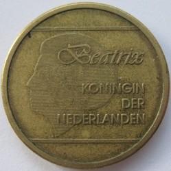 Монета > 5флоринов, 2005-2013 - Аруба  - reverse