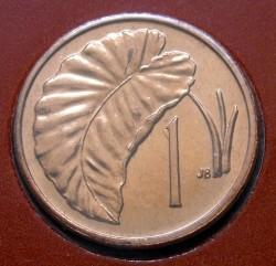 Νόμισμα > 1Σέντ, 1972-1983 - Νήσοι Κουκ  - reverse