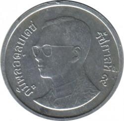 Coin > 5satang, 1987-2007 - Thailand  - obverse