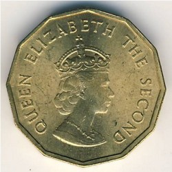 Coin > ¼shilling, 1966 - Jersey  (900th Anniversary - Battle of Hastings) - obverse