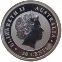 Moneta > 50centų, 2013 - Australija  (Australian Koala) - obverse