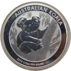 Moneta > 50centų, 2013 - Australija  (Australian Koala) - reverse