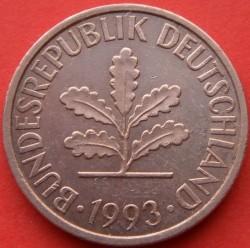 Münze > 2Pfennig, 1993 - Deutschland  - obverse
