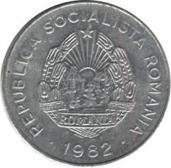 מטבע > 25באני, 1982 - רומניה  - obverse