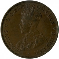 Coin > 1/12shilling, 1931-1935 - Jersey  - obverse