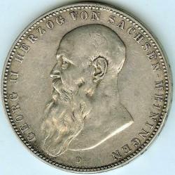 Moneda > 5marcos, 1902-1908 - Alemán (Imperio)  - obverse