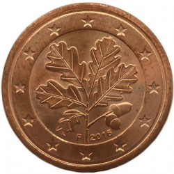 Moneda > 2céntimos, 2016 - Alemania  - obverse