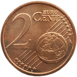 Moneda > 2céntimos, 2016 - Alemania  - reverse