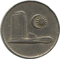 Coin > 20sen, 1967-1988 - Malaysia  - obverse