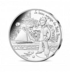 Moneda > 10euros, 2016 - Francia  (El Pequeño  Príncipe - Marsella) - obverse