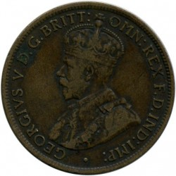 Moeda > 1/24shilling, 1911-1923 - Jersey  - obverse