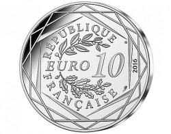 Coin > 10euro, 2016 - France  (Cannes) - reverse