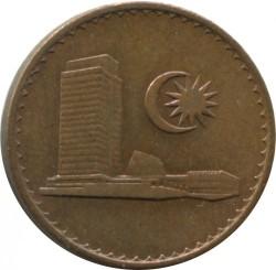 Coin > 1sen, 1967-1973 - Malaysia  - obverse