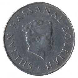 Minca > 20sen, 1977-1993 - Brunej  - reverse
