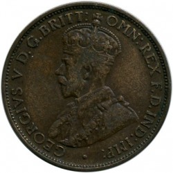 Coin > 1/24 shilling, 1931-1935 - Jersey  - obverse
