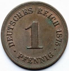 Moneda > 1penique, 1873-1889 - Alemania  - reverse