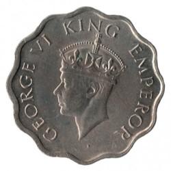 Moneta > 1anna, 1940-1941 - India Britannica  - obverse